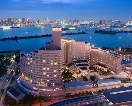 东京台场希尔顿酒店