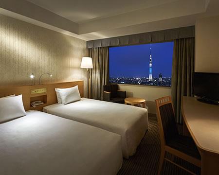 东京黎凡特东武酒店