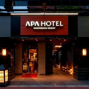 APA Hotel (Shintomicho station square)