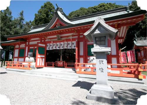Asuka-Jinja Shrine