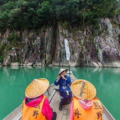 Kumano-gawa River Boat Tour