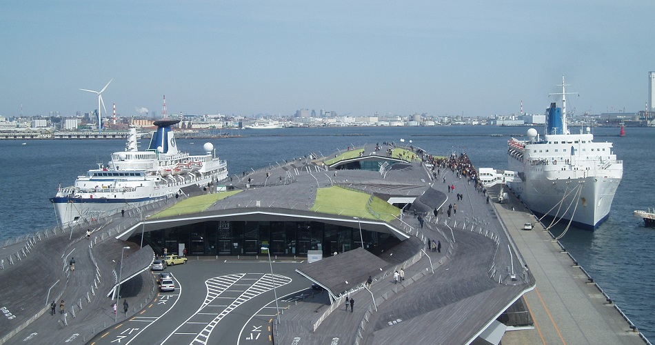 Osanbashi International Passenger Terminal