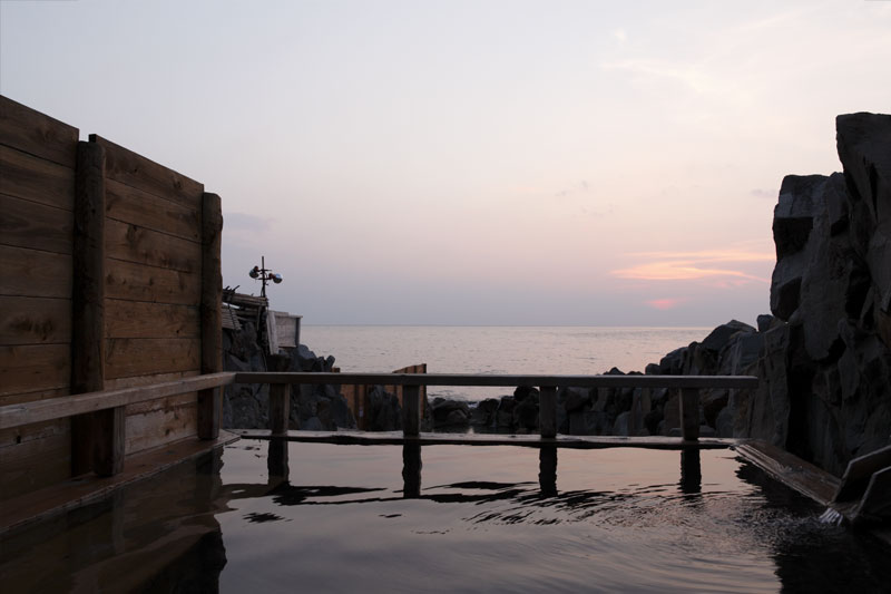 白浜温泉崎の湯