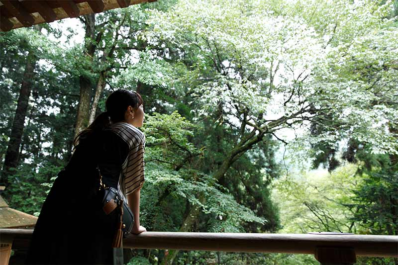 室生寺の金堂