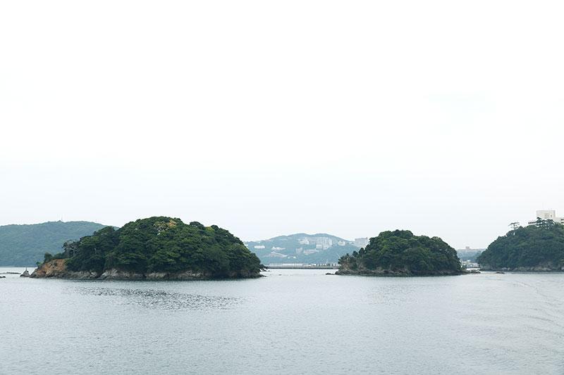 鳥羽湾めぐりとイルカ島