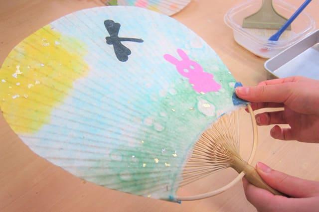 豊田市和紙のふるさと 和紙工芸体験館