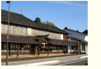 旧関善酒店