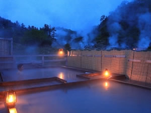 源泉・秘湯の宿 ふけの湯