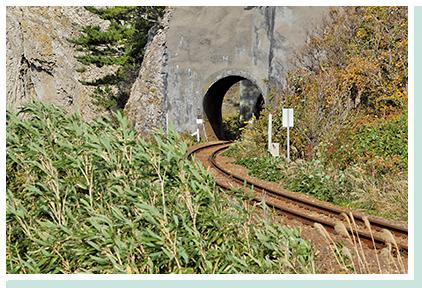 仙北岩トンネル
