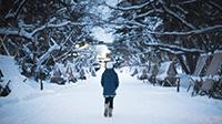 アオアシで行く冬の青森めぐり