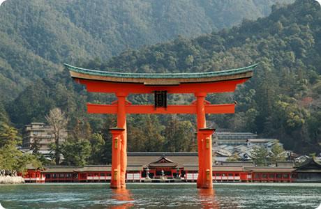 嚴島神社(廿日市市)