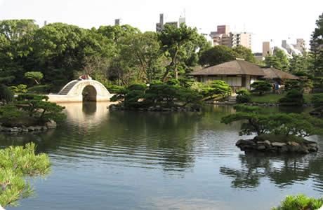 縮景園(広島市)