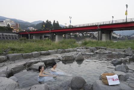 1,000年以上の歴史をもつ名湯「下呂温泉」