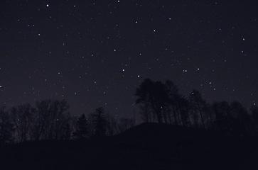 全国約400観測点の中で第1位!日本一の星空が見られる昼神温泉
