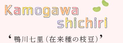 Kamogawashichiri