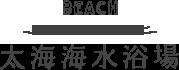 大海海水浴場