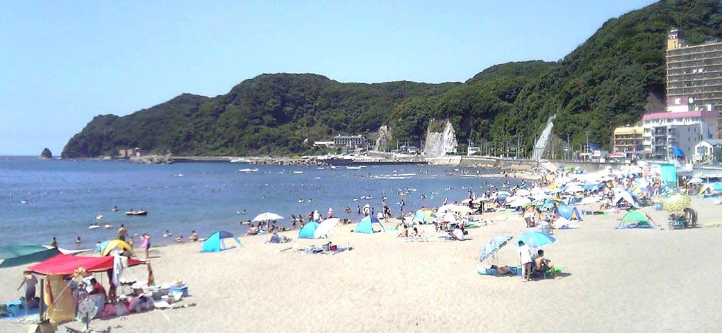 内浦海水浴場
