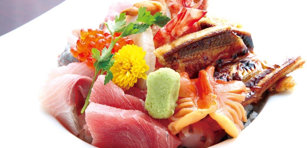 ふっつ海堡丼(富津市)