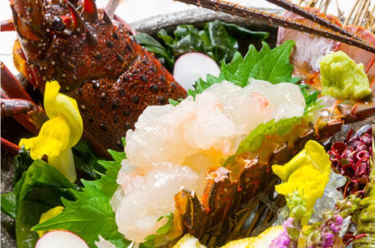 千葉県も日本有数の産地を誇る名産「伊勢海老」