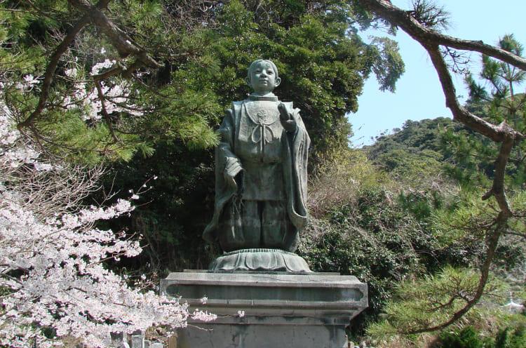 日蓮大聖人御降誕800年を迎える「誕生寺」