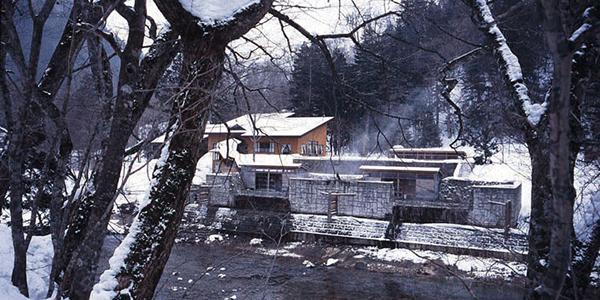 奥薬研温泉(むつ市)