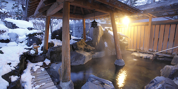 稲垣温泉(つがる市)