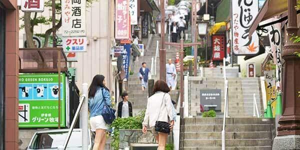 伊香保温泉(渋川市)
