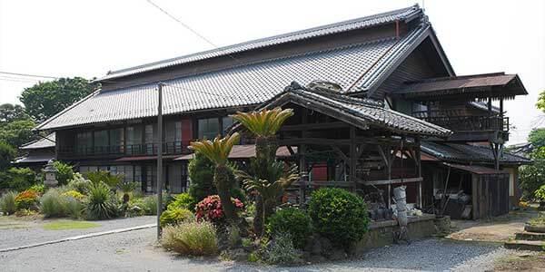 田島弥平旧宅(伊勢崎市)