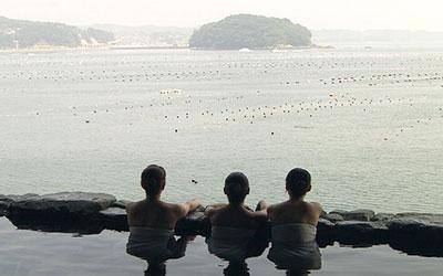 南三陸温泉