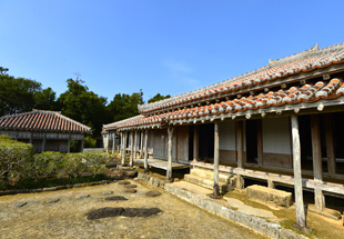 久米島の上江洲家
