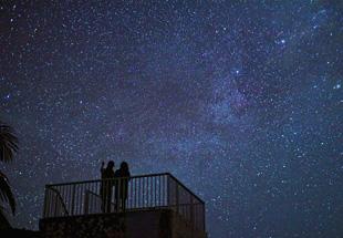 八重山の星空