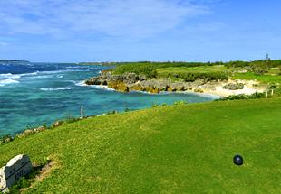 宮古島でゴルフ三昧