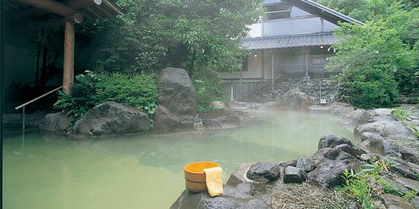 嬉野温泉【露天風呂】