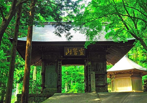 20番礼所鶴林寺