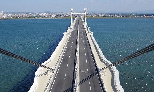 阿波しらさぎ大橋【徳島県】