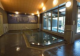 八幡浜黒湯温泉みなと湯