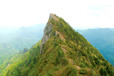 山の物語-石鎚山脈フルコースレストラン-