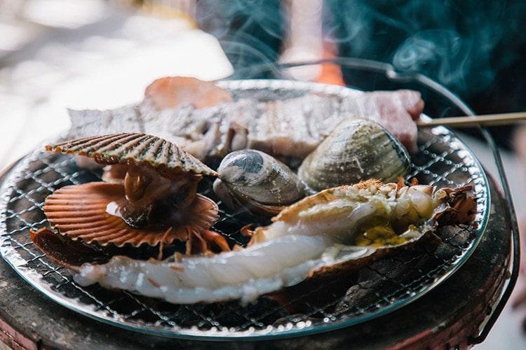 能島水軍(海鮮BBQ)