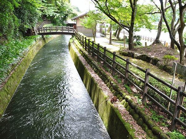 岐阜の【ICID世界かんがい施設遺産】曽代用水