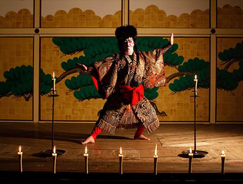 東濃地方の地歌舞伎と芝居小屋