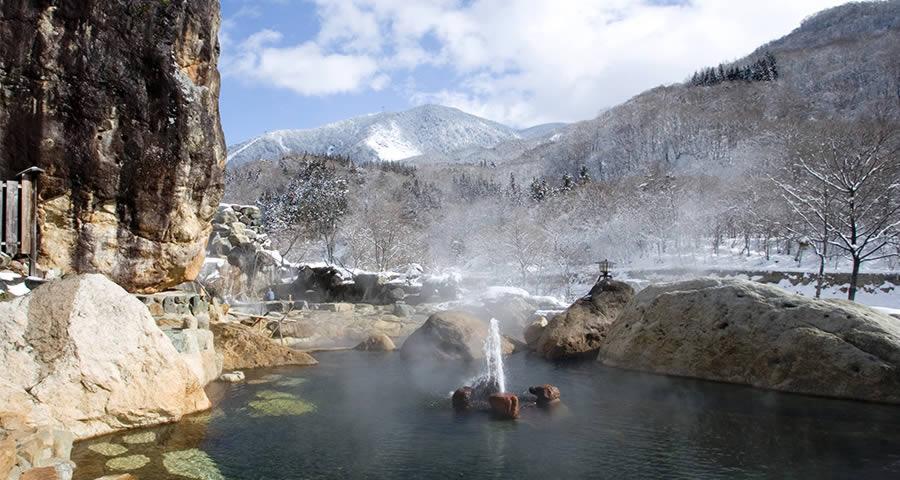 奥飛騨温泉郷(高山市)