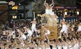 ユネスコ無形文化遺産 古川祭・起し太鼓(飛騨市)