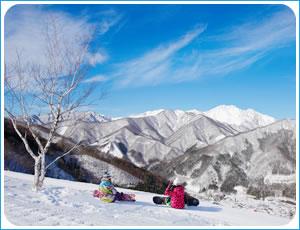 スキー&スノボ