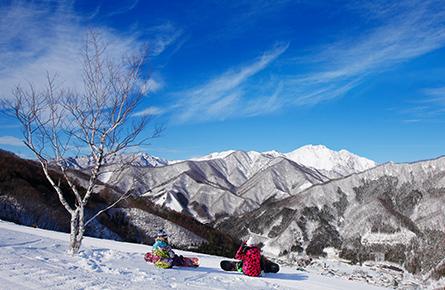 雪遊び(スキー・スノーボード等)