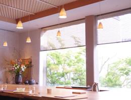 宮島のカフェ