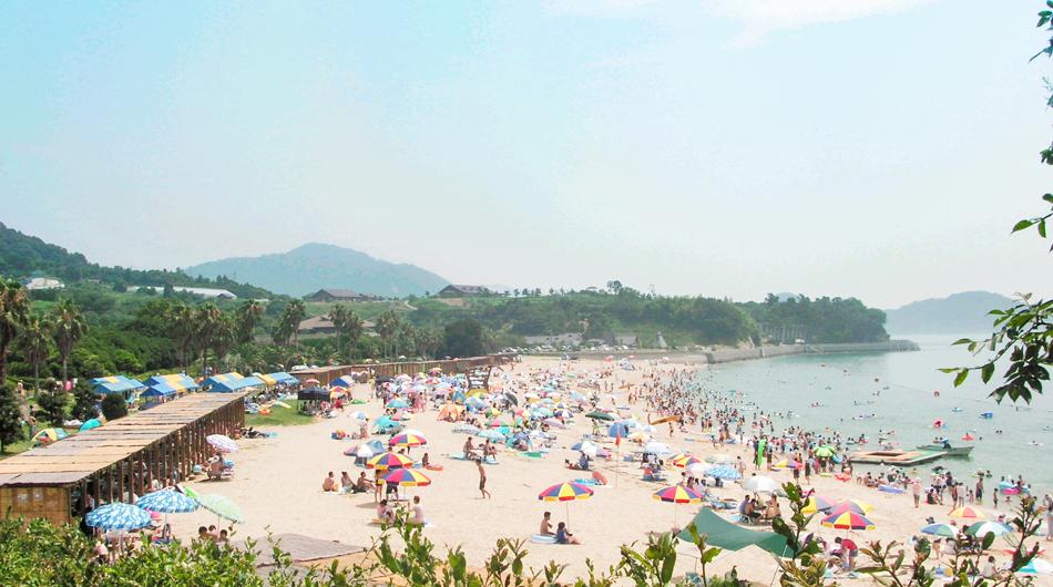 呉 県民の浜