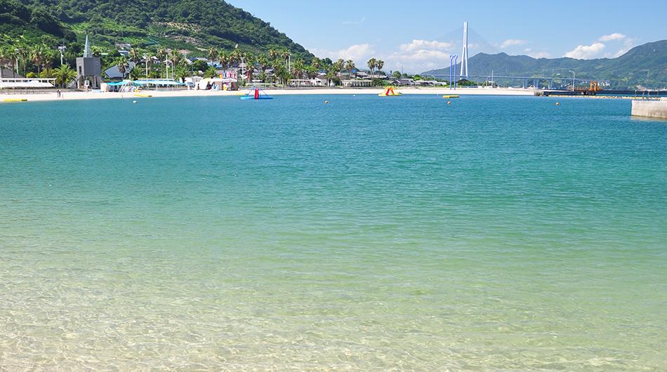 瀬戸田サンセットビーチ