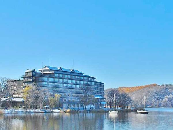網走湖畔温泉 ホテル網走湖荘