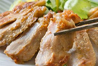 黒豚ロース 味噌漬け&塩麹漬け