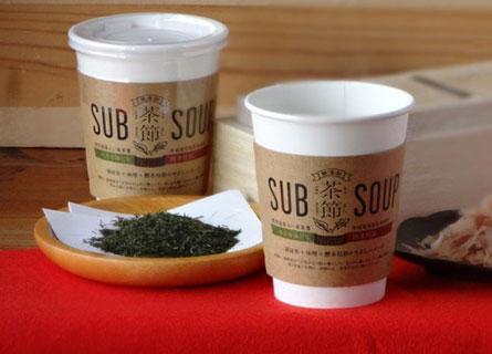 SUB SOUP(茶ぶしスープ)